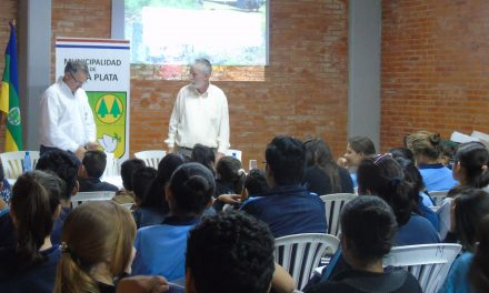 Series de charlas educativas.